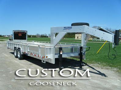 Custom Gooseneck