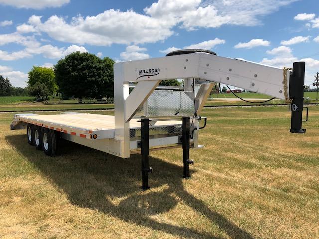 MGN30-10 W/ TOOL BOX AND MOUNTED SPARE TIRE