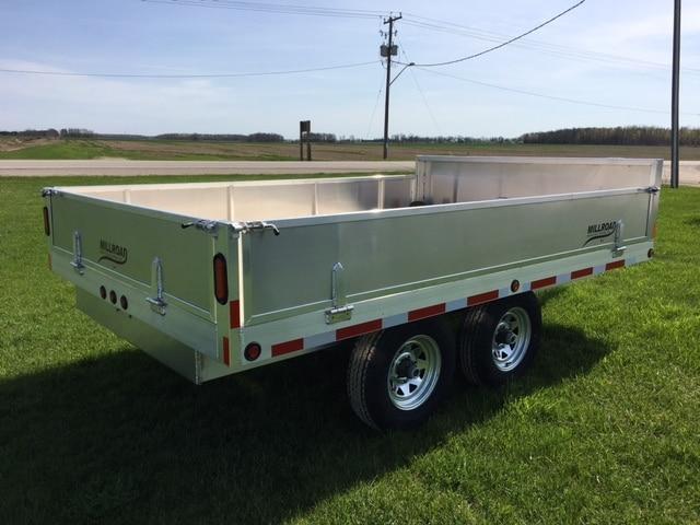 deck over trailer manufacturers