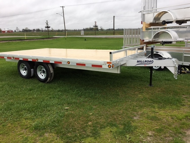deck over trailer for sale ontario
