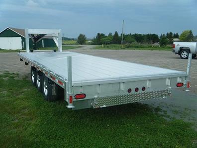 gooseneck trailer dealers