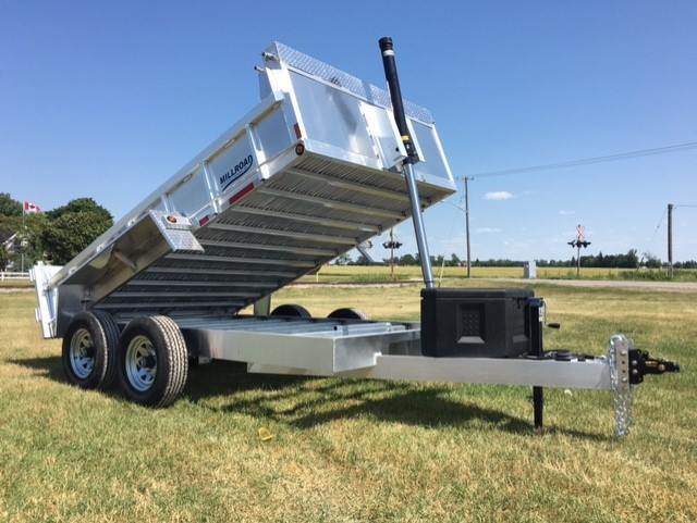 tilt utility trailers for sale
