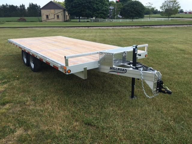 aluminum deck over trailer