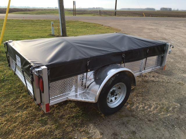 best tarped trailer model