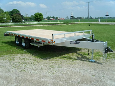 deck over trailer for sale