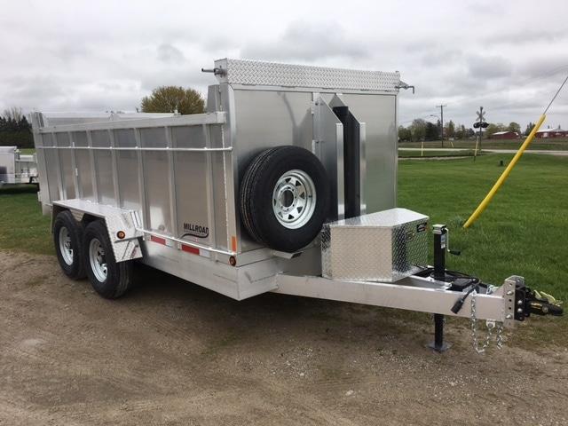 tilt deck trailer for sale