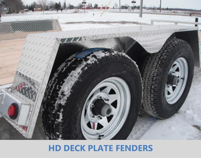 HD Deck Plate Fenders