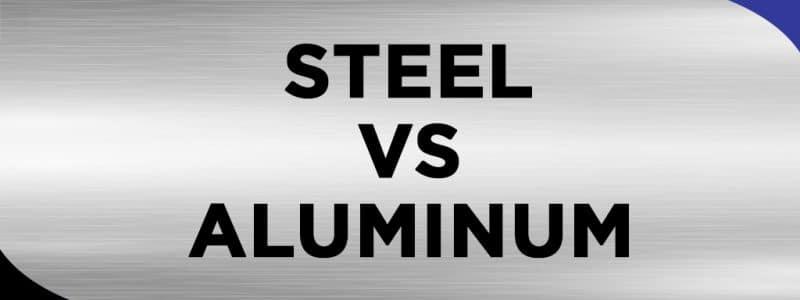 Comparing Steel vs Aluminum Trailers