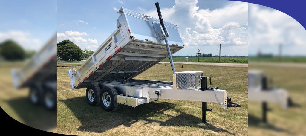 Top 5 Things To Think About When Buying A Dump Trailer