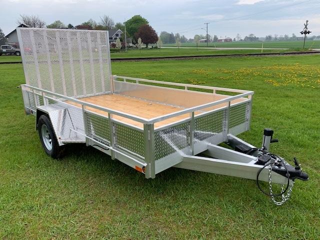 Aluminum Trailer MS1279