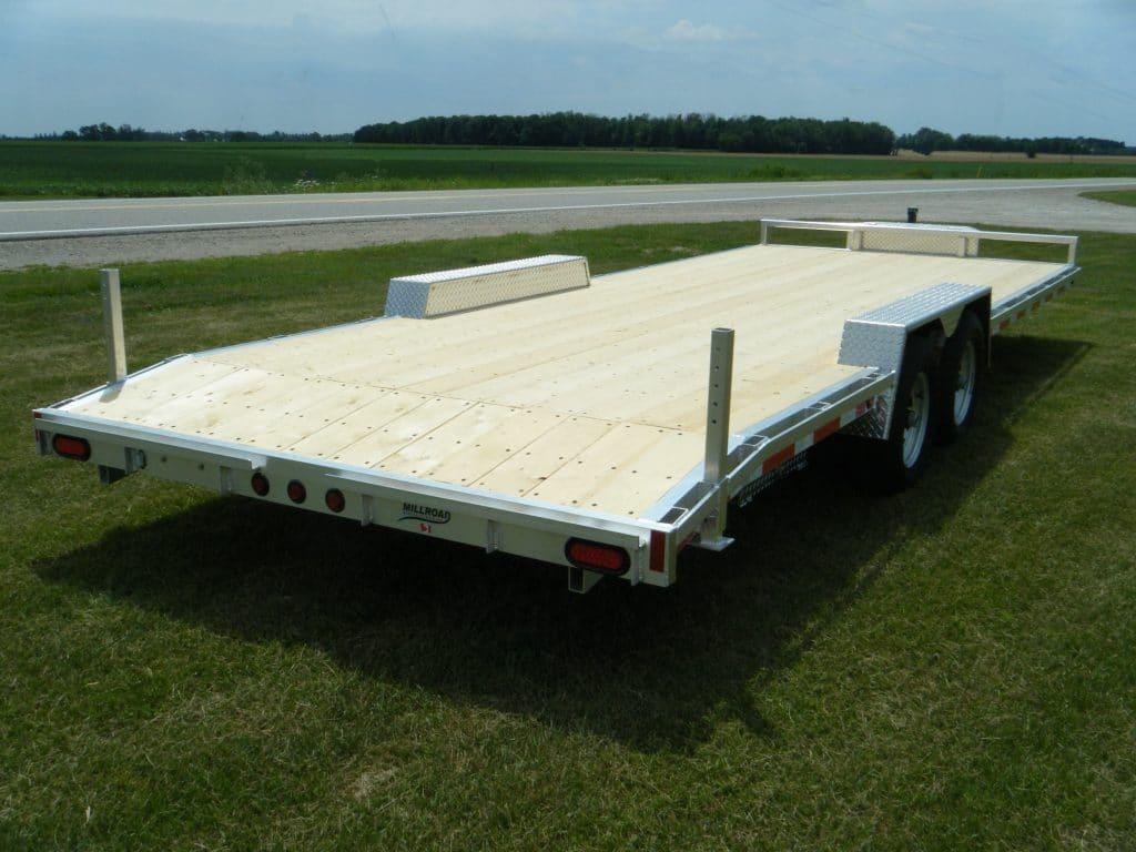 MWD24-5 w/ rear stabilizers