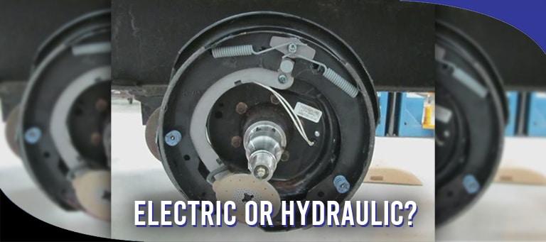Electric or Hydraulic? Choosing Brakes for a Gooseneck Trailer