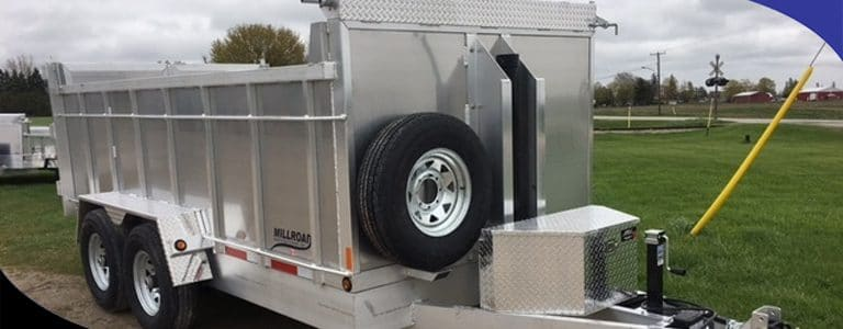 How a Dump Trailer Can Help Your Business