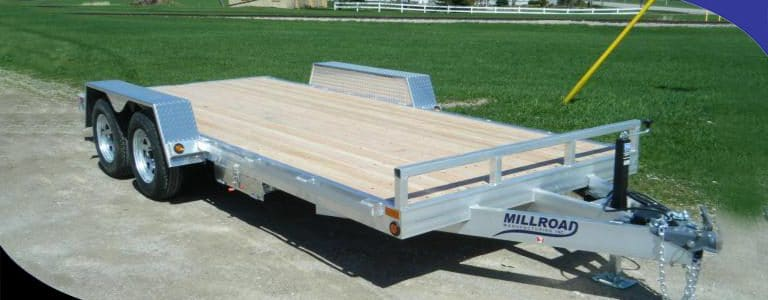 How to Make Your Wood Trailer Deck Last Longer