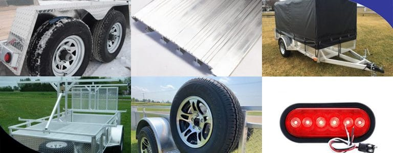 What Accessories Can You Add to Your Aluminum Landscape Trailer