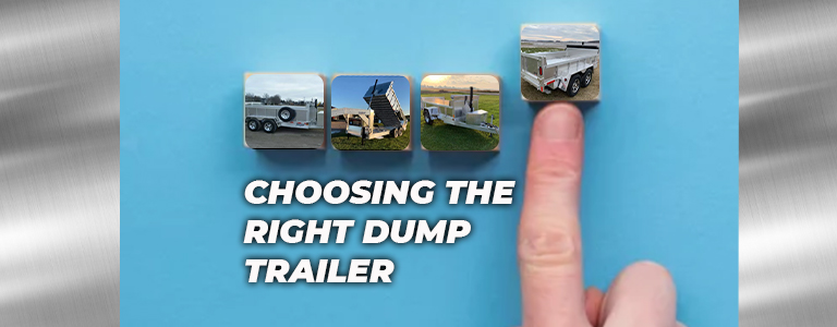 How to Choose the Right Dump Trailer for the Job