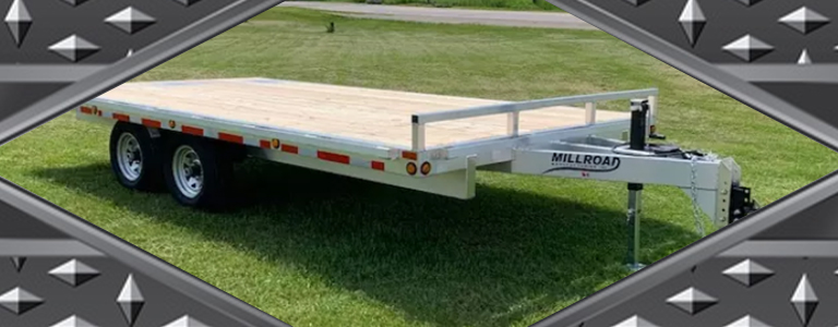 What Is a Deckover Trailer?